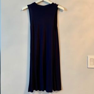 Navy AE T-Shirt Dress